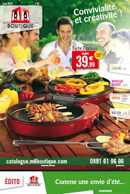 cuisine m6 boutique catalogue m6 boutique juin 2015 catalogue az