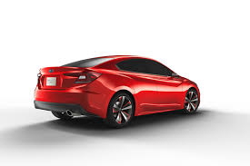red subaru sedan subaru impreza sedan concept breaks cover in la