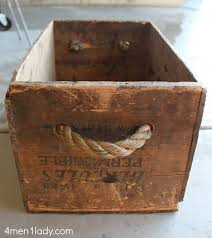 Homemade Wood Toy Box by Best 25 Wooden Crate Boxes Ideas On Pinterest Wooden Shoe Box