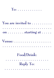 halloween party invitation template blank party invitation template
