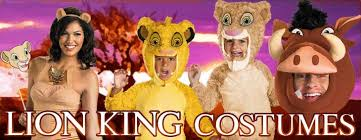 Lion King Halloween Costumes Lion King Costumes Halloweennnn Lion King Costume