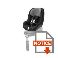 siège auto pebble bébé confort bebe confort siège auto groupe 1 pearl black achat vente