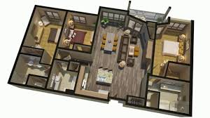 3d floor plan renderings and house plans highest quality