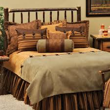 rustic duvet covers cabin place