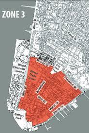 downtown manhattan map lower manhattan s commercial revitalization program