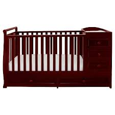 Crib Bed Combo Mikaila 3 In 1 Crib And Changer Combo Target
