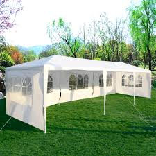Patio Gazebo Costway Rakuten Costway 10 X30 Wedding Outdoor Patio