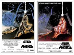 i was inspired to make a poster for star wars episode vii based on