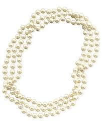 long necklace pearl images Lauren ralph lauren long glass pearl necklace jewelry watches tif
