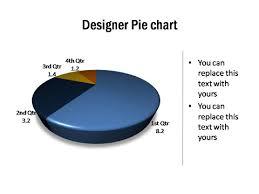pie chart template for powerpoint u0026 doughnut charts
