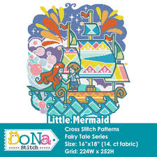 Mermaid Fairy Dona Stitch On Twitter
