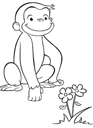 articles curious george coloring pages free print tag