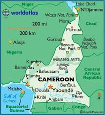 map of cameroon cameroon maybe not one of my favorite places but one of my