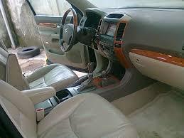Lexus Gx470 Interior Lexus Gx 470 Fully Loaded Reverse Camera Leather Interior Best