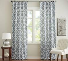 smart ideas blue geometric curtains fresh 17 best ideas about