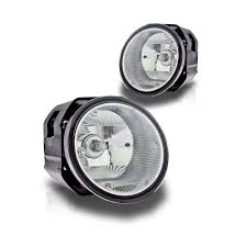nissan frontier fog light kit amazon com fits 01 04 nissan frontier clear lens oe style fog