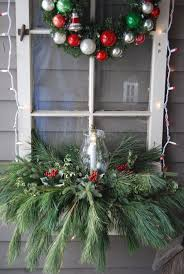 Christmas Window Decorations Vintage by 46 Best Christmas Windows Images On Pinterest Christmas Windows