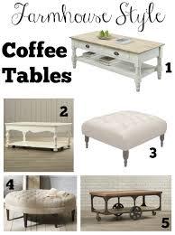 farmhouse style coffee table farmhouse style coffee tables little vintage nest