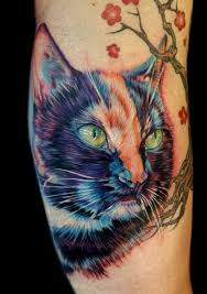15 of the most enigmatic cat tattoos tattoo me now