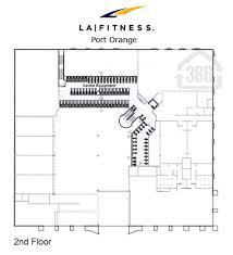 la fitness floor plan la fitness now offering memberships in port orange