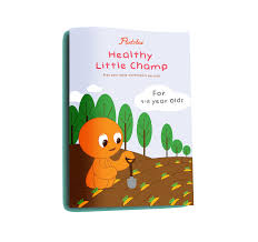 healthy little champ printable worksheets for kids
