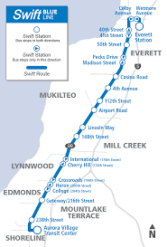 Greyhound Bus Routes Map by Swift Blue Line