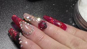 extreme nail designs bellagemanails rainbow bright by how to do