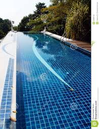 swimming pool zen style design stock photo image 44896745