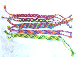 friendship bracelet knots images Embroidery floss amigami eastern art jewelry jpg