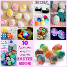 Decorating Easter Eggs With Shaving Cream by 10 Awesome Ways To Decorate Easter Eggs Momof6