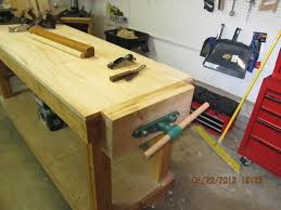 Woodworking Bench Vise Installation by Review Pretty Good Vise For The Money By Shipwreck
