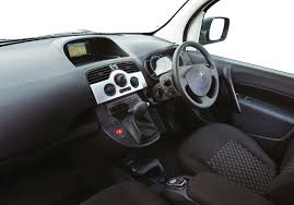 renault climber interior first sale of kangoo van z e in uk