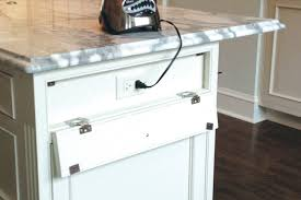 kitchen island outlet ideas power blend creative ways with kitchen island outlets