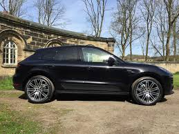 porsche black 2017 used 2017 porsche macan d s pdk for sale in west yorkshire