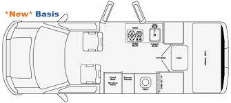 Rv Port Home Floor Plans by Pleasure Way Floor Plans And General Information