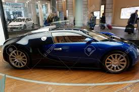 car bugatti the mid engined grand touring car bugatti veyron 16 4 stock photo