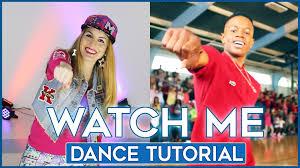 dance tutorial whip nae nae silentó watch me whip nae nae dance tutorial aprende a