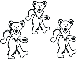 bears hibernation coloring pages care image free teddy with hearts