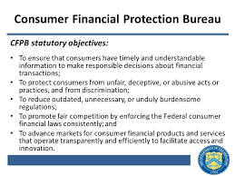us consumer protection bureau study united states hurley director u s treasury