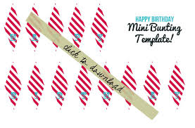 free printable birthday cake banner circus themed party banner a tutorial and free download