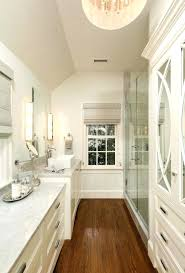 Narrow Bathroom Design Narrow Bathroom Layout Narrow Bathroom Layout Narrow Bathroom