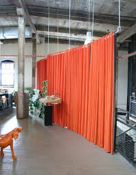 Curtain Room Divider Ideas Catchy Hanging Curtain Room Divider Best 25 Room Divider Curtain