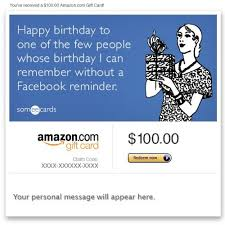 get amazon gift card e mail birthday no reminder needed