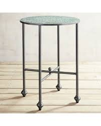 Mosaic Accent Table Spectacular Deal On Eloise Mosaic Accent Table