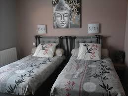 chambre bouddha gîtes les tourterelles à compiègne