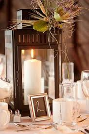 Picture Frame Centerpieces by Table Centerpieces With Lanterns Lantern Table Centerpiece With