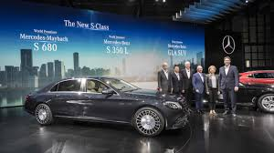 mercedes benz s class maybach w222 facelift