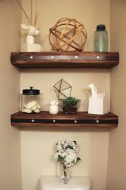 Small Bathroom Shelf Best 25 Bathroom Shelves Over Toilet Ideas Only On Pinterest