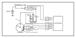 wiring wiring diagram of ford distributor wiring 07707 emergency
