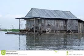 floating houses tempe lake stock photo image 44273196